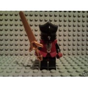 LEGO Knights Kingdom II - Shadow Knight Vladek with Dark Red Armor