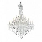 Candelabru clasic cristal 35 becuri E14 QUEEN 9140352 SPOTLIGHT