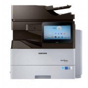 Multifunctional Samsung laser monocrom Smart MultiXpress M4370LX , A4, 43 ppm, Duplex, ADF, Fax (Optional), Retea