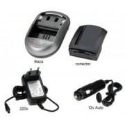 Incarcator pentru acumulatori Li-Ion tip VW-VBG70/130/260 /VW-VBK180/VBK360 pentru Panasonic (cod AVP328)