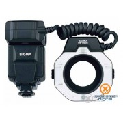 Blitz circular Sigma EM-140 DG Macro Flash pt. Canon