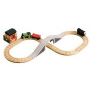 Thomas & Friends Wooden Railway Percys Fuel Delivery Figure 8 Set