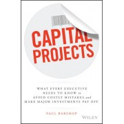 Capital Projects: What Every Executive Needs to Know to Avoid Costly Mistakes, and Make Major Investments Pay Off