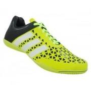 Chuteira Futsal Adidas Ace 15.3 Amarelo Limão e Preto