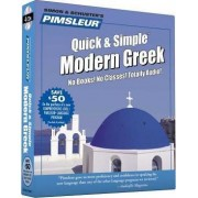 Greek (Modern): 8 lessons 4 CD by Pimsleur