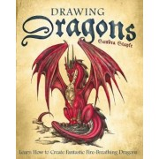 Drawing Dragons by Sandra Staple