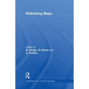 Rethinking Maps by Dr. Martin Dodge