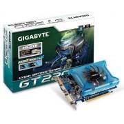 Gigabyte GV N220OC-1GI Carte graphique GF GT 220 PCI Express 2.0 x16 1 Go DDR3 DVI, HDMI ( HDCP )