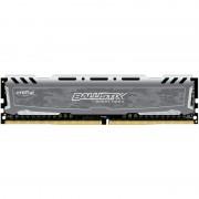 DDR4, 4GB, 2400MHz, Crucial Ballistix Sport LT, Unbuffered, CL16 (BLS4G4D240FSB)