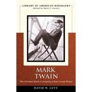 Mark Twain by David W. Levy