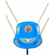 suraj baby blue color plastic swing(jhula) for your kids se-sj-03