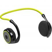Casca bluetooth SBS Sport Stereo Headphone Sport Runway Fit Yellow