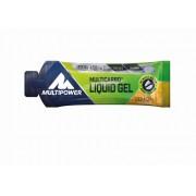 Multipower Multicarbo Gel Żywność energetyczna worek 40 g niebieski Batony i żele energetyczne