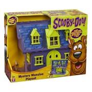Misterio Scooby Doo Mansión Playset Con Scooby Figura