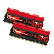 Memorie G.Skill TridentX 16GB (2x8GB) DDR3, 1600MHz, PC3-12800, CL7, Dual Channel Kit, F3-1600C7D-16GTX