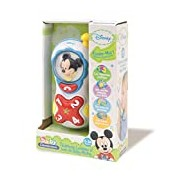 Clementoni 62370.9 Telephone Toy Mickey Mouse with Sound and Light Effects