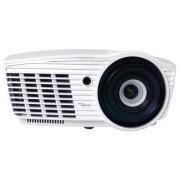 Videoproiector Optoma HD50, 2200 lumeni, 1920 x 1080 HD, Full 3D, Contrast 50000:1, HDMI (Alb)
