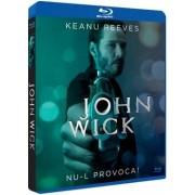 John Wick:Keanu Reeves, Michael Nyqvist, Alfie Allen - John Wick:Nu-l provoca (Blu-Ray)
