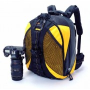 Lowepro DZ200 Dryzone Backpack Mochila para cámaras, amarillo