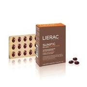 Sunific solaire capsulas bronzeadoras 30cáps - Lierac