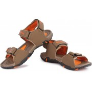 OD-BOY Women brown Sandals