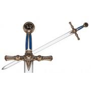 Silver épée francs-maçons
