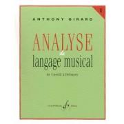 Analyse Du Langage Musical De Corelli À Debussy