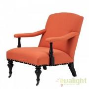 Fotoliu LUX elegant si confortabil Trident Orange 108091HZ