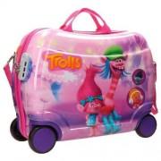 Trollok 4-kerekes gyermekbőrönd