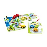 Hape HAP-E1022 Busy City Play Set
