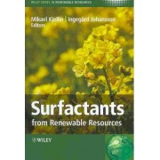 Surfactants from Renewable Resources by Mikael Kjellin
