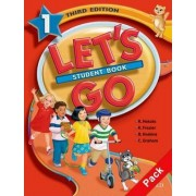 Let's Go: 1: Student Book and Workbook Combined Edition 1B by R. Nakata