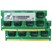 G.SKILL FA-8500CL7D-8GBSQ Memoria RAM DDR3 per Mac 2 x 4 Go