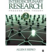 Interdisciplinary Research by Allen F. Repko