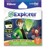 LeapFrog Explorer Learning Game: Ben 10 (works with LeapPad & Leapster Explorer)