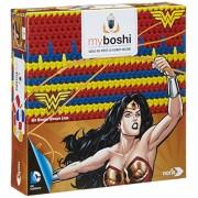 Noris-Spiele 606311369 - superhero Myboshi - Wonder Woman, Häkelset