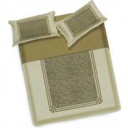 Completo lenzuola Biancaluna Art. Chan cotone Matrimoniale M559