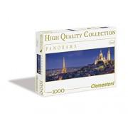 Clementoni Soiree a Paris 1000 Piece Panorama Jigsaw Puzzle