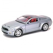 Ford Mustang GT Coupe Concept (1:18 Silver)