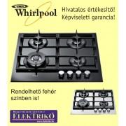 Whirlpool GOA 6425/NB beépíthető üveg felületű gázfőzőlap