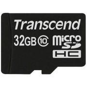 Card de memorie Transcend microSDHC, 32GB, Clasa 10