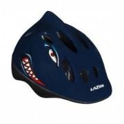 Lazer Fietshelm Max Shark Donkerblauw