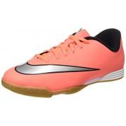 Nike Jr Mercurial Vortex II IC - Zapatillas de Deporte, Niñas, Coral