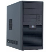 Chieftec Smart Series SD-01B-U3-OP - mATX-Case Schwarz