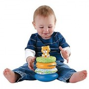 Fisher-Price First Steps Teether and Play Stacker