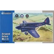 Unbekannt - Modellino Aereo Airspeed Oxford Mk.I / Ii Royal Navy Scala 1:48