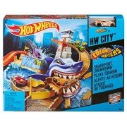 Color Shifters By Hot Wheels Sharkport Showdown (Multi Color)