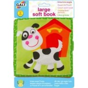 Large Soft Book Carticica moale Home Sweet Home