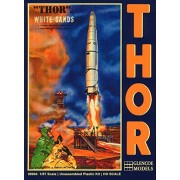 AMT GC08904 1:87 Scale THOR Missile and Launch Pad Model Kit by AMT