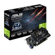 Asus GT740 Scheda Video PCIe, 1GB, Nero